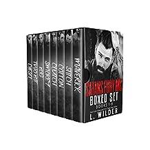 The Satan's Fury MC Series- Collection 1-8: Books 1-8 (English Edition)