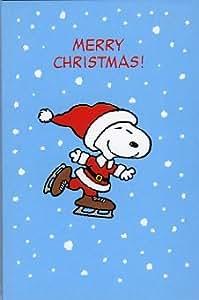 Peanuts snoopy packung mit 6 weihnachtskarten b robedarf schreibwaren - Weihnachtskarten amazon ...
