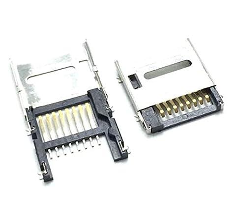 Goliton 10X support adaptateur de la carte mémoire Micro SD
