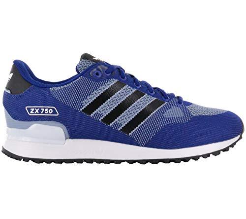 adidas BY9758, Scarpe da Fitness Uomo, Azzurro (Tinmis/Negbas/Ftwbla), 42 EU