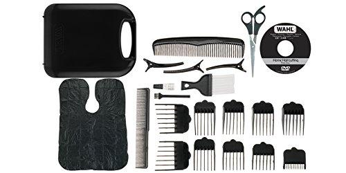 Wahl ChromePro Mains Hair Clipper Set 3