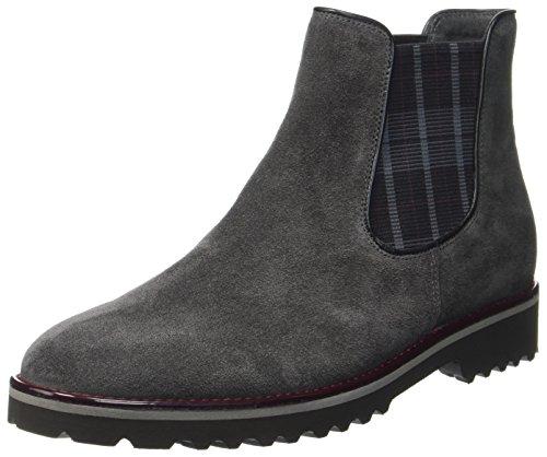 Gabor Shoes Damen Fashion Stiefel, Grau (39 Pepper (EL. Karo)), 41 EU