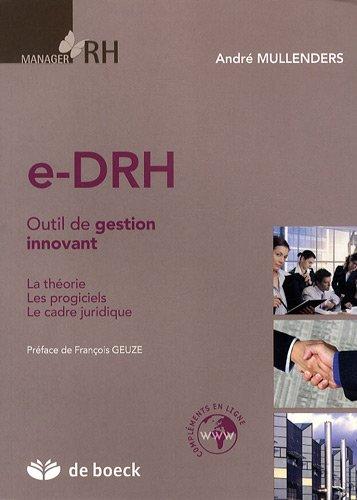 e-DRH : Outil de gestion innovant