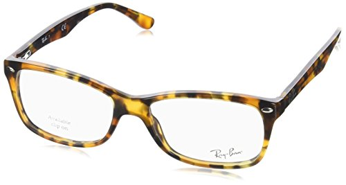 Ray-Ban 5228, Montature Donna, Marrone (Brown Tortoise), 55