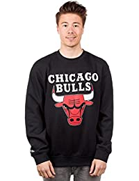 Mitchell & Ness Team Bulls Crew Sweatshirt