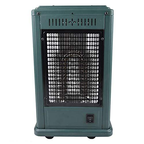 Calefactor Eléctrico,Calefactor Doméstico de Bajo Consumo,Forma de U Calefactor Multidireccional de Tubo...