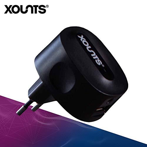 XOUNTS Bluetooth Modul - Zubehör für die XOUNTS UP Musikanlage - Kabellose Verbindung zum Smartphone, Tablet und PC - 360° Stereo Sound über Bluetooth Fett Bluetooth