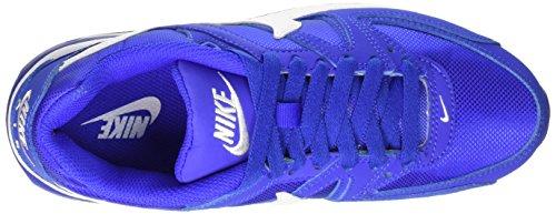Nike Wmns Air Max Command Scarpe da ginnastica, Donna Azul (Racer Blue/White)