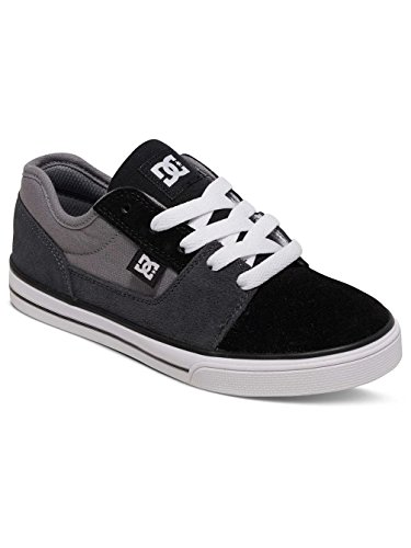 DC TONIK B 410 Jungen Sneakers grey/black/grey