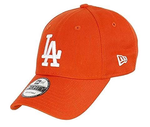 Casquette 9FORTY MLB Orange Pack L.A. Dodgers orange NEW ERA