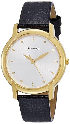 41qoGGIuYqL - Sonata 7954YL07 Mens watch