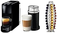 Nespresso by Krups Essenza Mini, 1200 W - Black