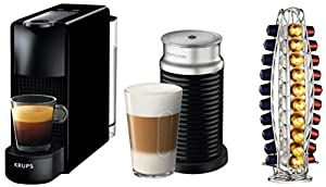 Nespresso by Krups Essenza Mini, 1200 W - Black