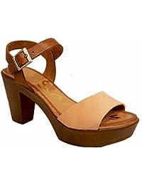 Oh my Sandals - Sandalia de tacón - Rosa Nude - 3689