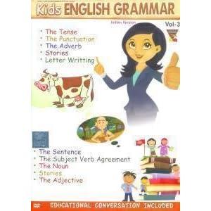 Kids English Grammar Vol. 3