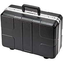 Parat 485.020-171 - Maletín para herramientas con compartimentos (herramientas no incluidas), color negro