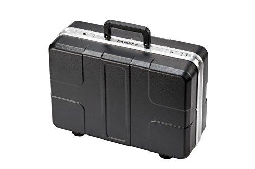 Parat 485.020-171 Werkzeugkoffer mit Einsteckfächern schwarz (Ohne Inhalt)