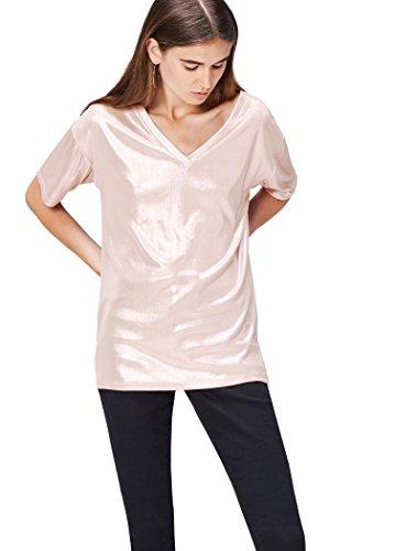 find. 70190 camisetas, Rosa (Pink), 38 (Talla del Fabricante: Small)