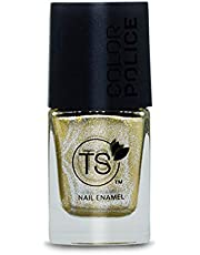 TS Color Police Nail Enamel - Bling It On(9ml)(Bling It On)