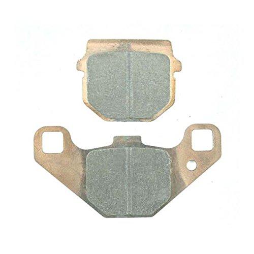 Preisvergleich Produktbild MetalGear Bremsbeläge vorne L / R / hinten für CQR QUADS DN 250 Hammel 2006 - 2006