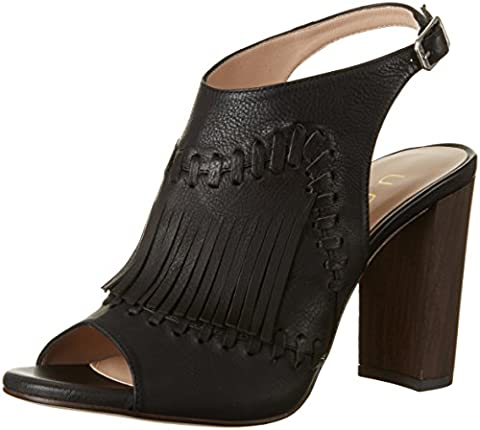 Unisa Damen WOME_ST Geschlossene Sandalen mit Keilabsatz, Schwarz (Black), 39 EU