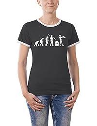 Touchlines T-shirt Evolution Zombie pour femme