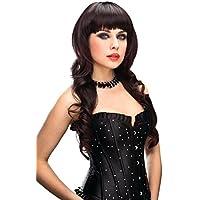 Pleasure Wigs Women's Jenna Wigs, One Size, Brown