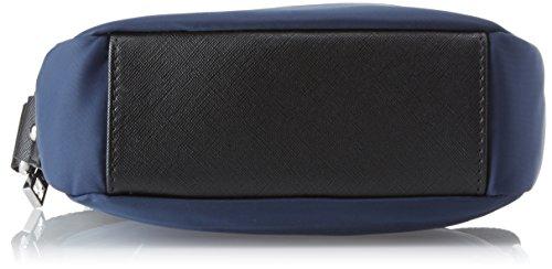 Gaudì Bside, Borsa a Spalla Uomo, 6x26x21 cm Blu