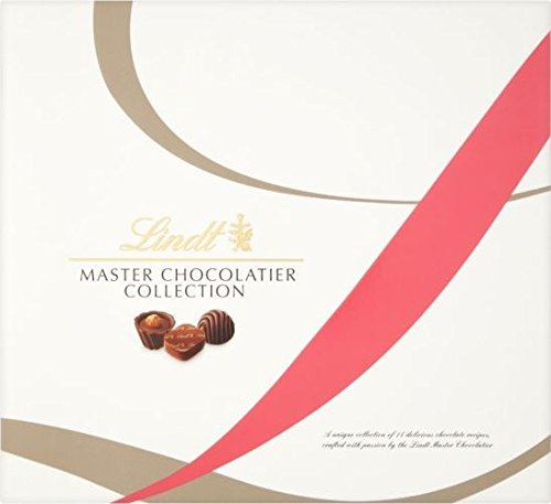 Lindt Maître Chocolatier Collection (144g) - Packung mit 6