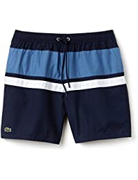 3ce3dcb2aa6 Amazon.co.uk: Lacoste - Swimwear / Men: Clothing