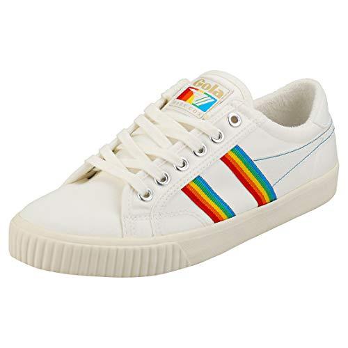 Gola Tennis Mark Cox Rainbow Damen Sneaker Mode - 40 EU