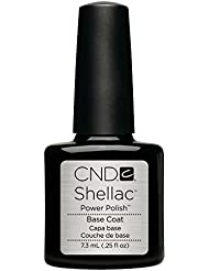 CND Shellac Base Coat, 1er Pack (1 x 7 ml)