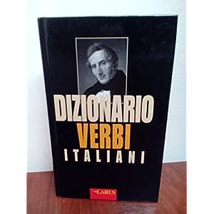 Dizionario verbi italiani