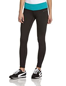 Brooks Women's Infinity Tight III SMU - Black/Caribbean, Medium