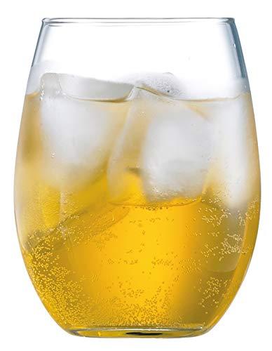 Chef&Sommelier Primary FH36 Lot de 6 verres de 360ml - Sans marque de remplissage