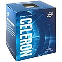 Intel Processeur G3900 2 cœurs Socket 1151