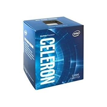 Intel Celeron Prozessor G3900 (2,80 GHz, 2 MB Intel Smart-Cache)