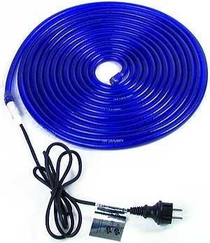 Lichtschlauch blau, 6 m