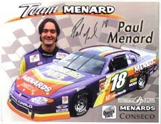 signed-menard-paul-8x10-promo-autographed