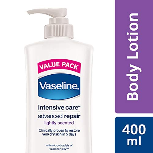 Vaseline Intensive Care Advanced Repair Body Lotion, 400 ml