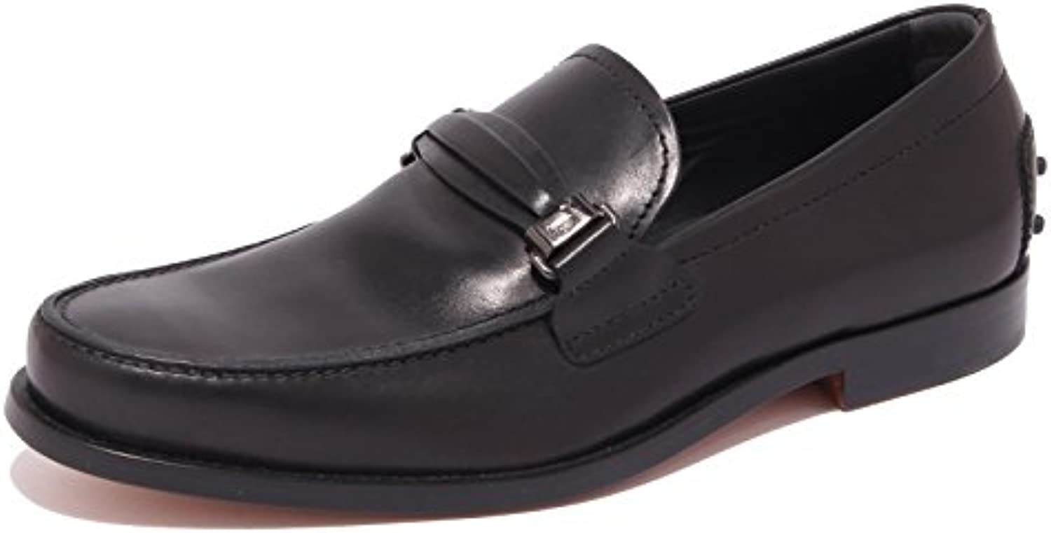 85946 mocassino TOD'S BOSTON MORSETTO SELLA LEGGERO scarpa uomo loafer shoes men