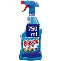 Glassex Limpiador Multiusos Limpieza Y Brillo sin Rastros - 0,75 l