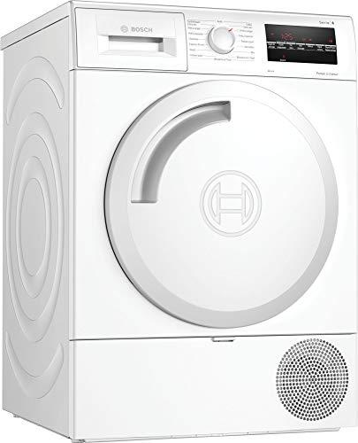 Bosch - wtr87t08ff - Sèche-linge pompe à chaleur avec condenseur 60cm 8kg a+++ blanc série 6