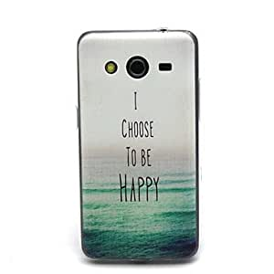 GENERIC Sea Pattern TPU Material Phone Case for Samsung Galaxy Grand Prime #03964388