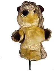 essepiemme Golf–coprilegno forme de marmotte en polyester, flax, selon norme CE