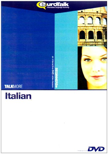 Talk More DVD-Video Italian Test