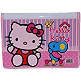 Parteet Utility Book Shelf Pencil Box + Drawing Board For Kids(Kitty)