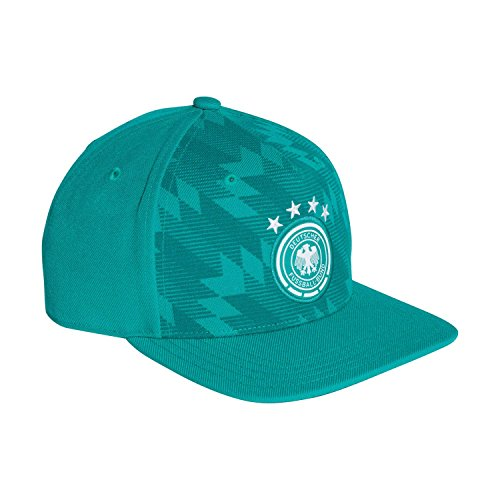 adidas DFB Away Flat Cap WM 2018
