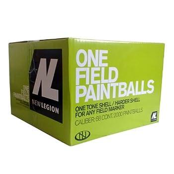 New Legion One Paintballs...
