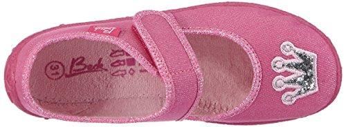 Beck Princess Mädchen Flache Hausschuhe Pink (pink 06)